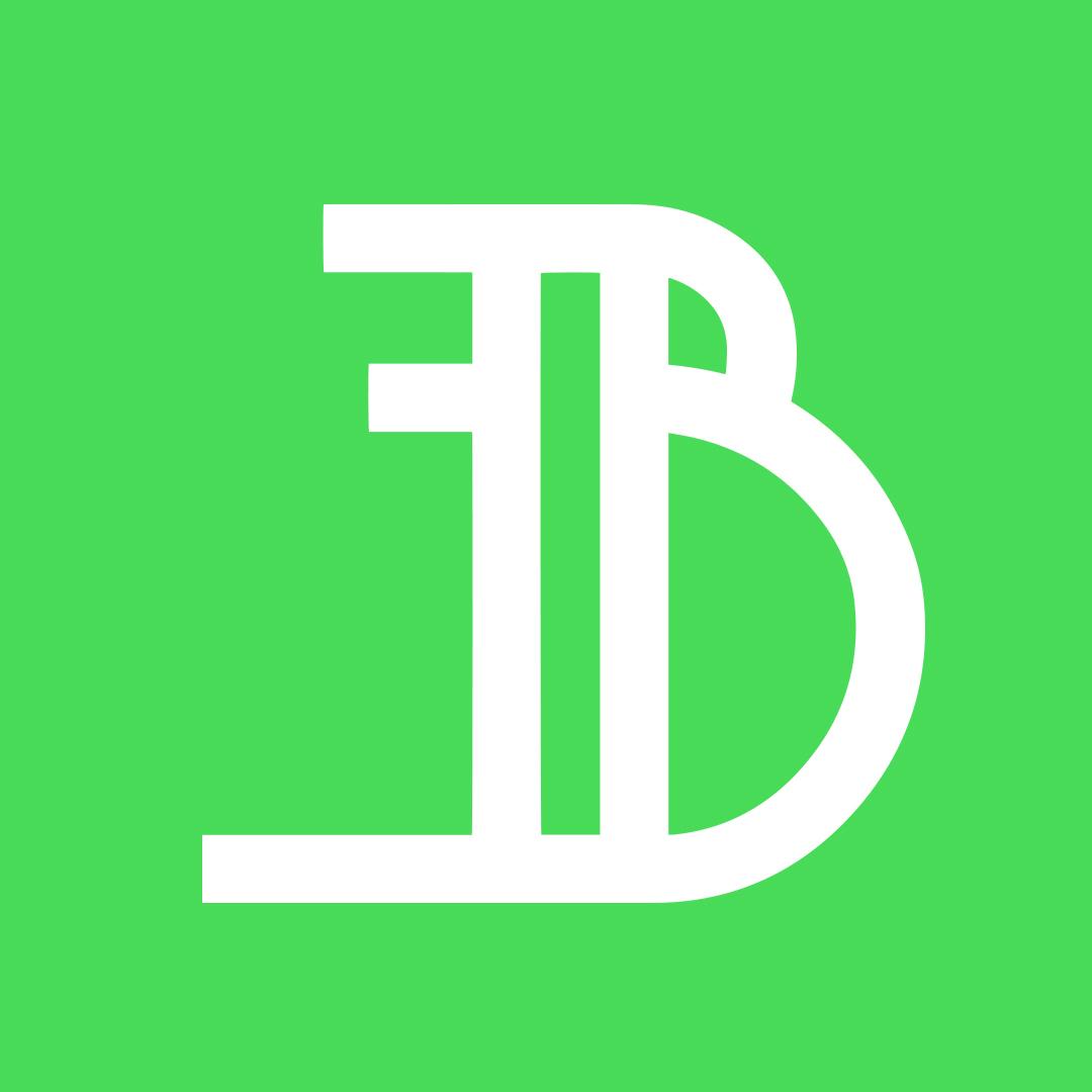 EverythingBlu - Green logo