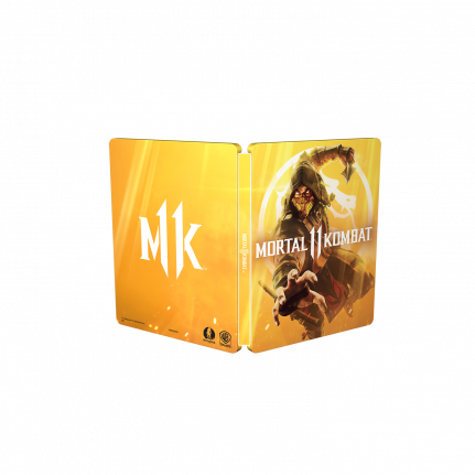 Mortal Kombat 11 Steelbook