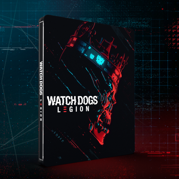Watch Dogs Legion Collector S Edition Steelbook